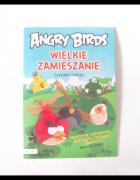Angry Birds Wielkie Zamieszanie książka czytam i piszę...