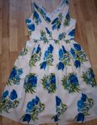 Sukienka w kwiaty L...