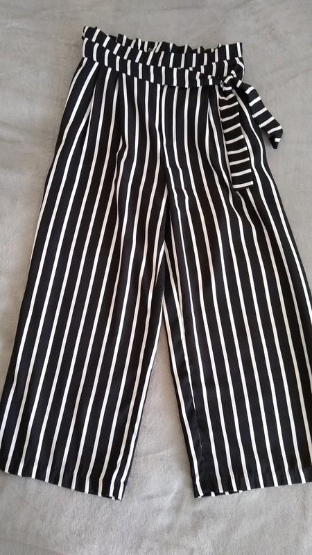 Spodnie Spodnie w paski