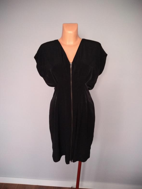 sukienka na zamek h&m S...