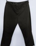 Spodnie 3 4 Envie czarne klasyczne 38