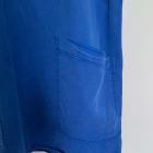 Letnia luźna sukienka z tencelu z kieszeniami XL