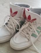 Adidasy Adidas wysokie kolorowe 36...