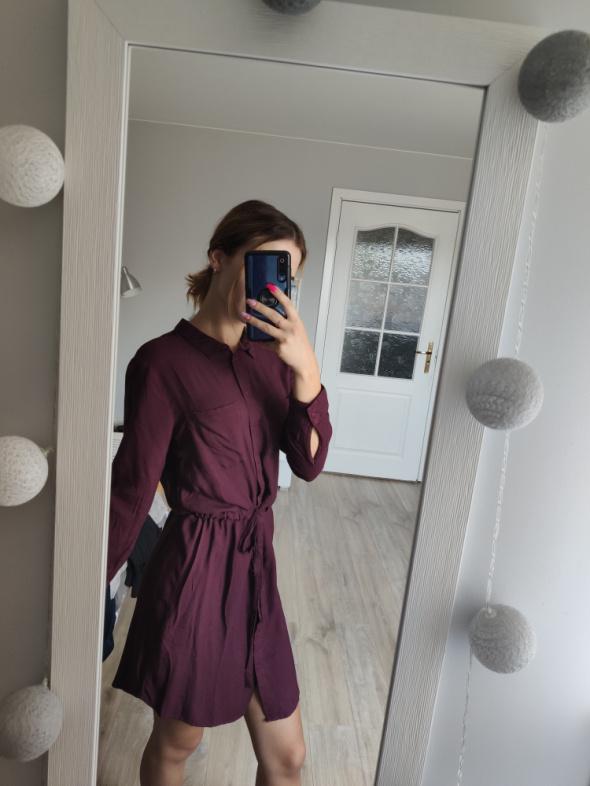 Sukienka szmizjerka...
