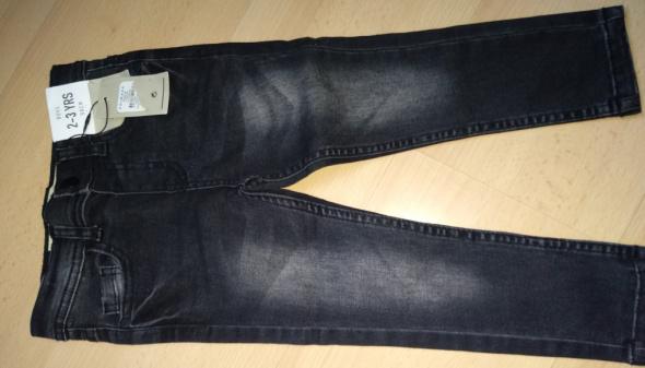 Spodnie i spodenki Jeansy dla chłopca 98cm 2 3 lata Denim Co