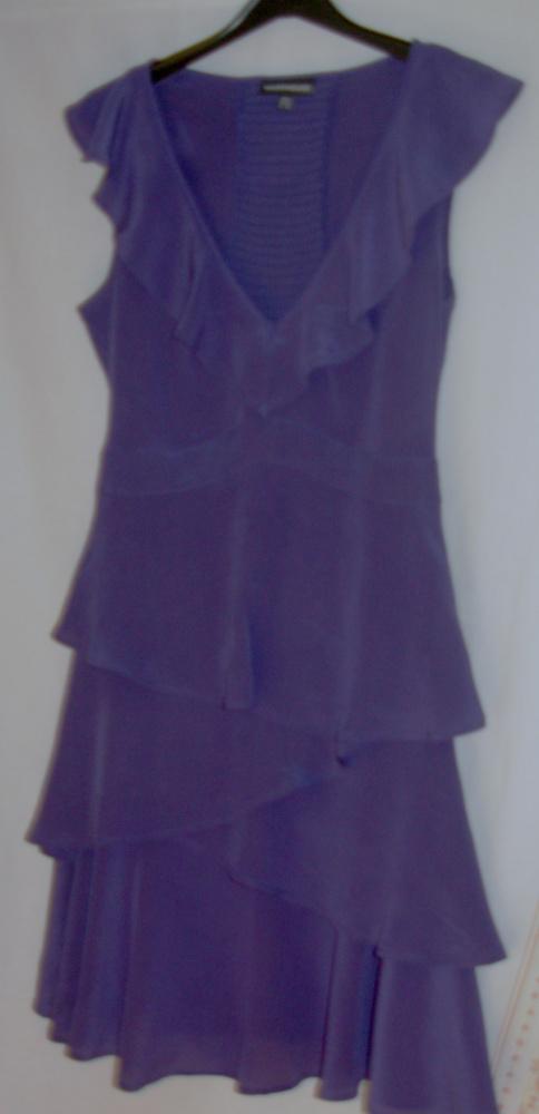 Jedwabna sukienka WAREHOUSE 38