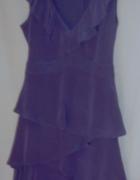 Jedwabna sukienka WAREHOUSE 38...