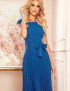 Plisowana sukienka XS S M L XL XXL kolory morski kolory...