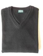 Czarny sweter Kingfield M...