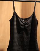 Czarna bluzeczka H&M...