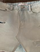 Spódnica jeansowa Zara jak nowa