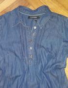 Sukienka tunika jeansowa Fransa jeans M...