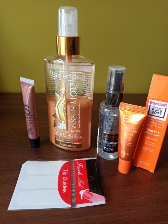 Zestawy Zestaw nowych kosmetyków