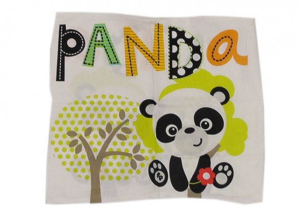Pozostałe Fisher Price posciel dziewczeca panda poduszka 40x45 cm kołdra 70x100 cm
