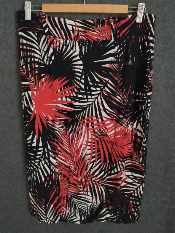 Spódnice Wallis Spódnica z paskiem ołówkowa wzór