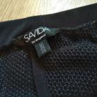 NOWE legginsy w panterkę SAVIDA cekiny 38 impreza koncert impreza dyskoteka