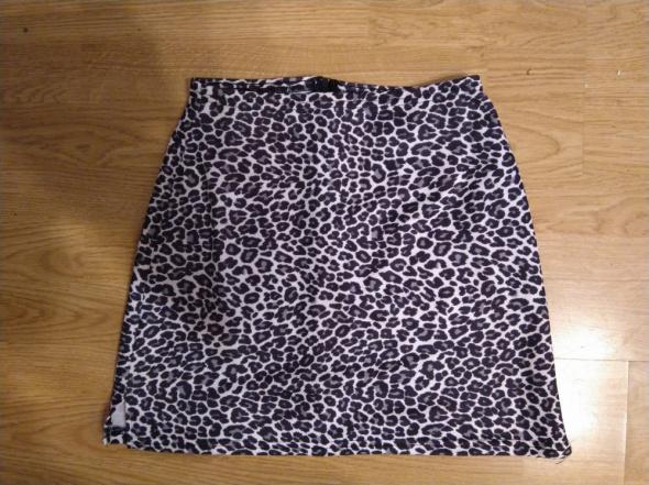 Spódnice Spódniczka mini spódnica panterka w panterkę Joe Benbasset JB
