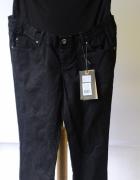 Spodnie Czarne Ciążowe Nowe Noppies 31 Slim Fit L 40...
