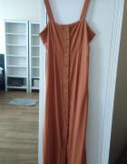 sukienka maxi Forver21