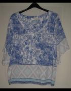 Bluzka z wiskozy INDIGO 40