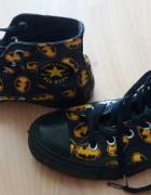 Czarne trampki Converse 39 BATMAN