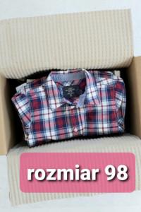 Zestaw paka ubranka dla chłopca r 98 Reserved HM Zara