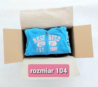 Komplety Zestaw paka ubranka dla chłopca r 104 Reserved Cocodrillo HM ZARA Next