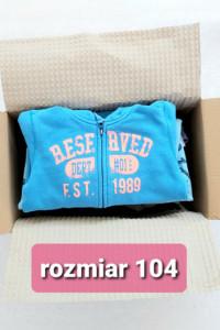 Zestaw paka ubranka dla chłopca r 104 Reserved Cocodrillo HM ZARA Next