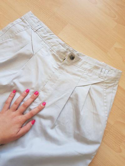 Spodnie Męskie wizytowe spodnie