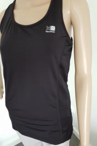 Czarna sportowa koszulka Karrimor