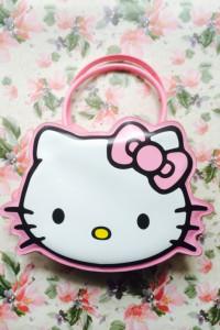 Hello Kitty torebka różowa kotek UNIKAT