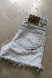 Szorty jeansowe Hunter Jeans xs