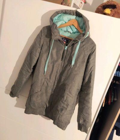 Odzież wierzchnia Zimowa kurtka Cropp M