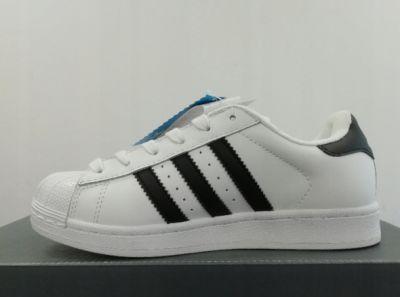 Sportowe Nowe Adidas Superstar II
