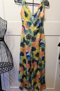 Modny kolorowy kombinezon Zara rozmiar XS...