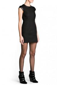 Sukienka Mango w kolorze czarnym rozmiar M nowa z metką...