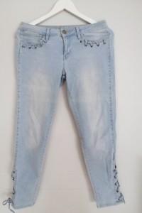Orsay spodnie jeansy rozmiar S M nowe...