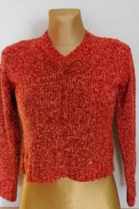 Sweterek rozmiar S w kolorze ceglastym Mexx...