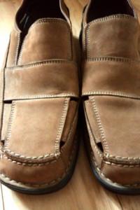 AEROSOLES OKAZJA śliczne buty męskie skóra