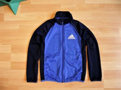 Bluzy ADIDAS bluza 128 lat 7 do 8