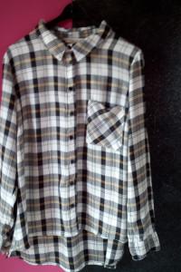 Koszula w keatkę XL