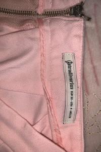 Różowa spódniczka...