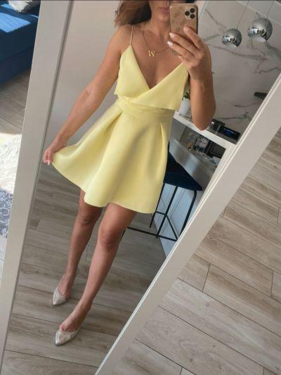 Suknie i sukienki Piankiwa sukienka Asos