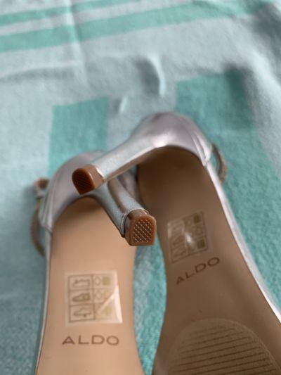 Szpilki Szpilki Sandały Aldo
