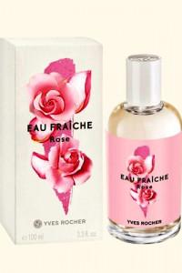 Yves Rocher Rose Eau Fraiche 100 ml