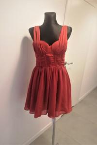 Piękna sukienka szyfonowa H&M...