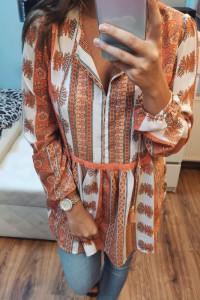 Nowa tunika bluzka Boohoo M L
