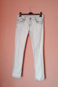 spodnie cwieki 42 jeans...