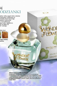 Oriflame Woda toaletowa Wonder Flower 50 ml