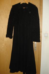 Elegancki płaszcz zimowy...